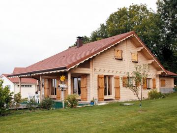 chalet traditionnel à Etray (25)